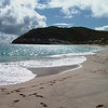 Saint Barth - Flamand  First, a nice walk at Flamand Beach.